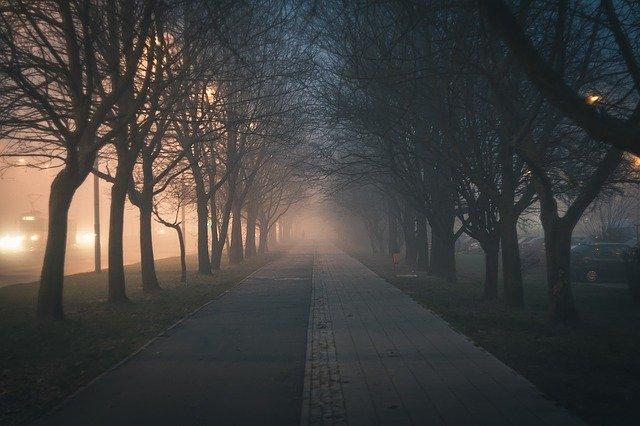 夜のランニング効果イメージ